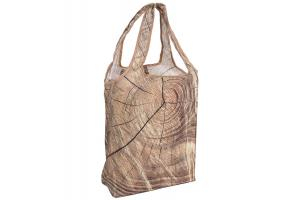 Opvouwbare shopper WOOD